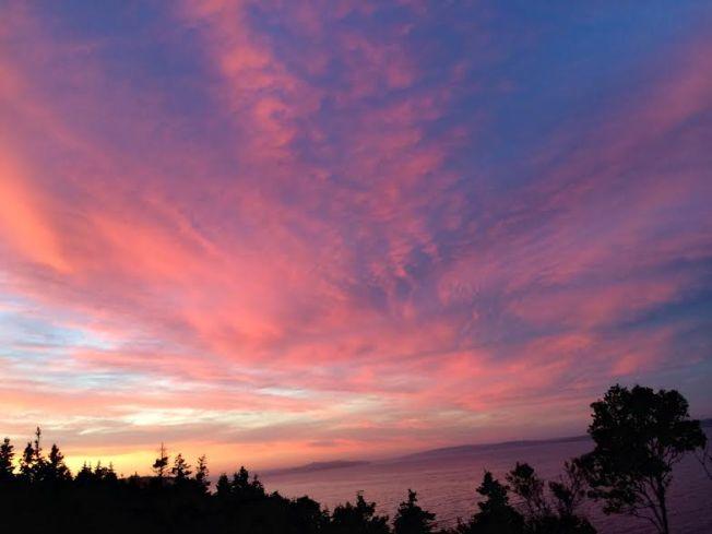 Pink Sky 9