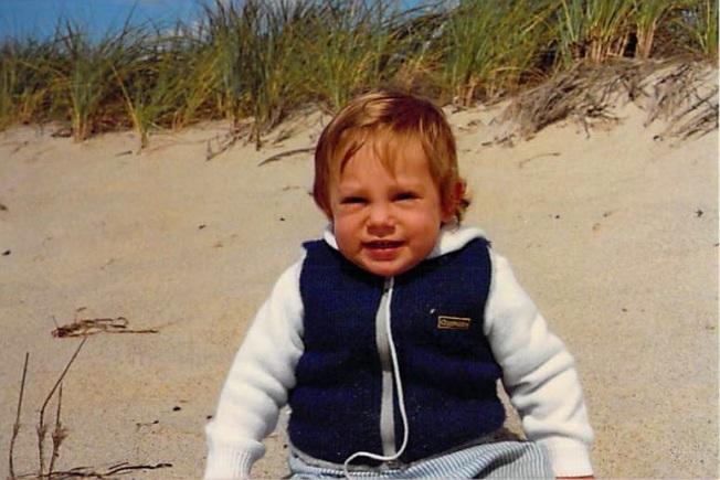 little-danny-on-beach